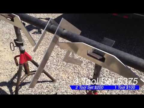 Pipe Fitter Tools and Flanging Tools | CRG Welding Tools | Grand Junction, Colorado