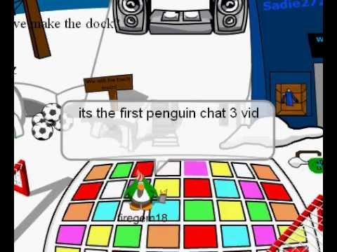 The New Penguin Chat 3!