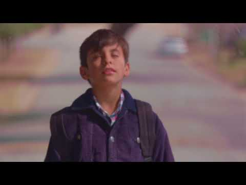 A 'Walk to School' Ivan Noel publicity spot for Kinder Chocolate competition
