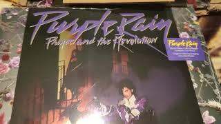Prince Purple Rain VINYL ALBUM 💜