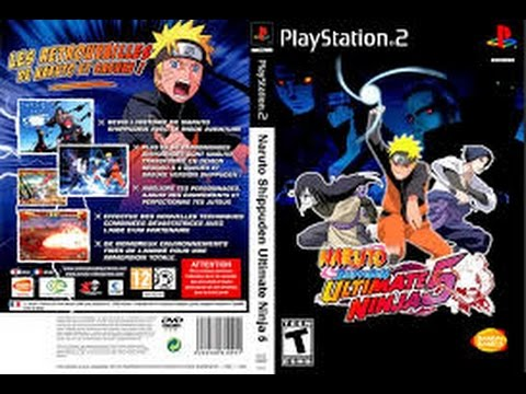 Cheat Naruto Shippuden: Ultimate Ninja 4 PS2 Lengkap ...