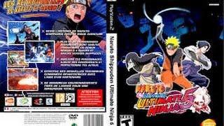 Password - cheat NARUTO shippuden ultimate ninja 5