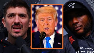 Trump Selling Pardons Like Hotcakes | Charlamagne Tha God and Andrew Schulz