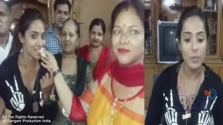 MTV Roadies Rising Contestant Shweta Mehta Celebrates With Family at Home in Haryana