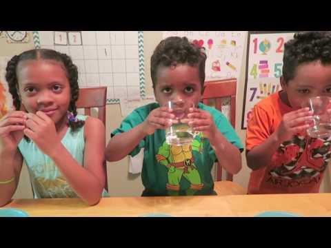 Dream Kids- FIRST TIMER- healthy food challenge