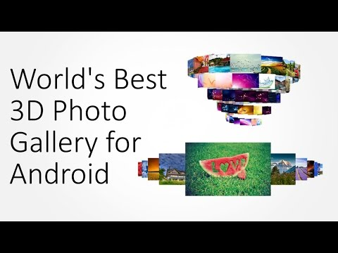 [Hindi] The Best Photo Gallery App For Android 2017 : Free Android Photo Gallery