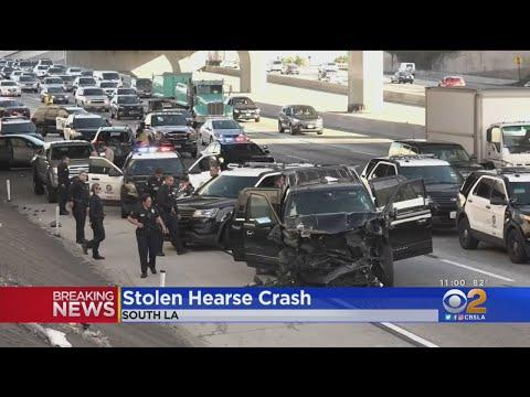 Driver Of Stolen