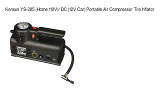 Top 5 Best Portable Air Compressors Reviews 2017   Best Small Air Compressor for Home Use
