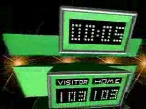 1987 NBA Finals Game 4 Intro