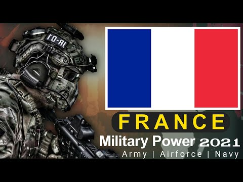 France military Power 2021   How Powerful is France ?