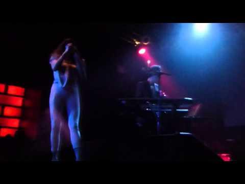 Brazilian Girls - Never Met a German HD @ Highline Ballroom July 2013