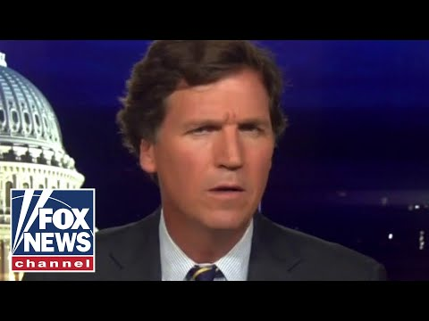 Tucker: Kamala Harris may end up running the country