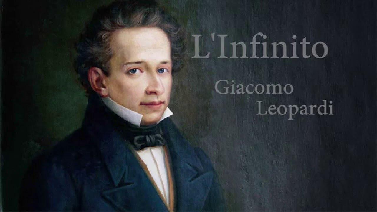 """L'infinito"""" di giacomo leopardi   youtube"""