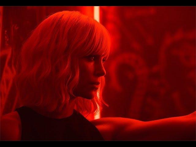 Atomic Blonde hd trailer gr subs