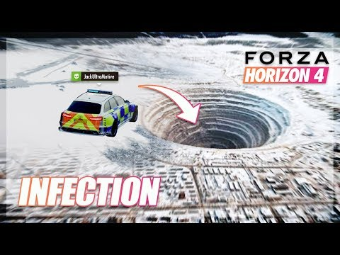 Forza Horizon 4 - Infection in The World's Biggest Hole w/The Crew thumbnail