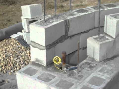 How to build an outdoor fireplace Outdoor fireplace ... on Building Outdoor Fireplace With Cinder Block id=55552