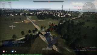 Slovenský GamePlay - War Thunder: World of Planes #3 [HD]