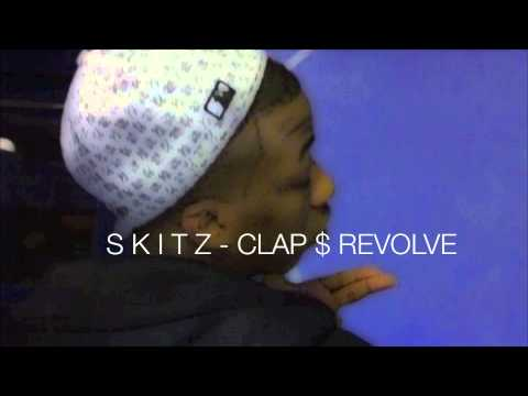 SKITZ - CLAP N REVOLVE. Hiphop 2014