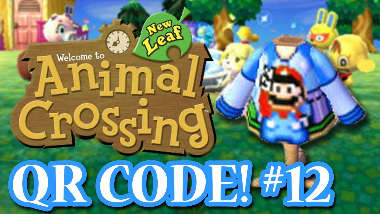 Animal crossing new leaf hoodie Qr Codes Animal Crossing New Leaf Qr Codes Mario Sweater episode 12 Youtube Fashionslap Animal Crossing New Leaf Qr Codes Mario Sweater episode 12