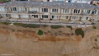 Pacifica Coastal Erosion 2016 to 2017