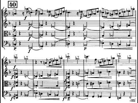 Arnold Schönberg - String Quartet No. 2