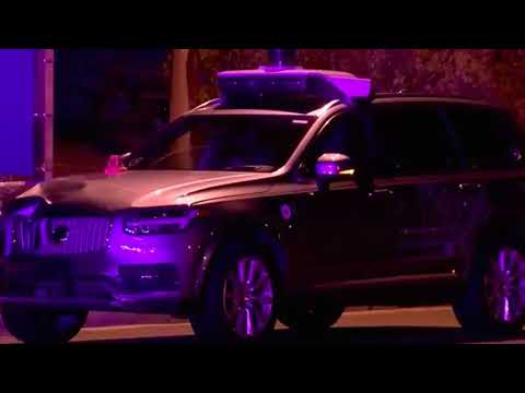 Safety driver of fatal self-driving Uber crash wasn
