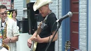 "J.B. Kline Band 5-1-11 (Shadfest) ""What A Price"" (by Fats Domino).wmv"
