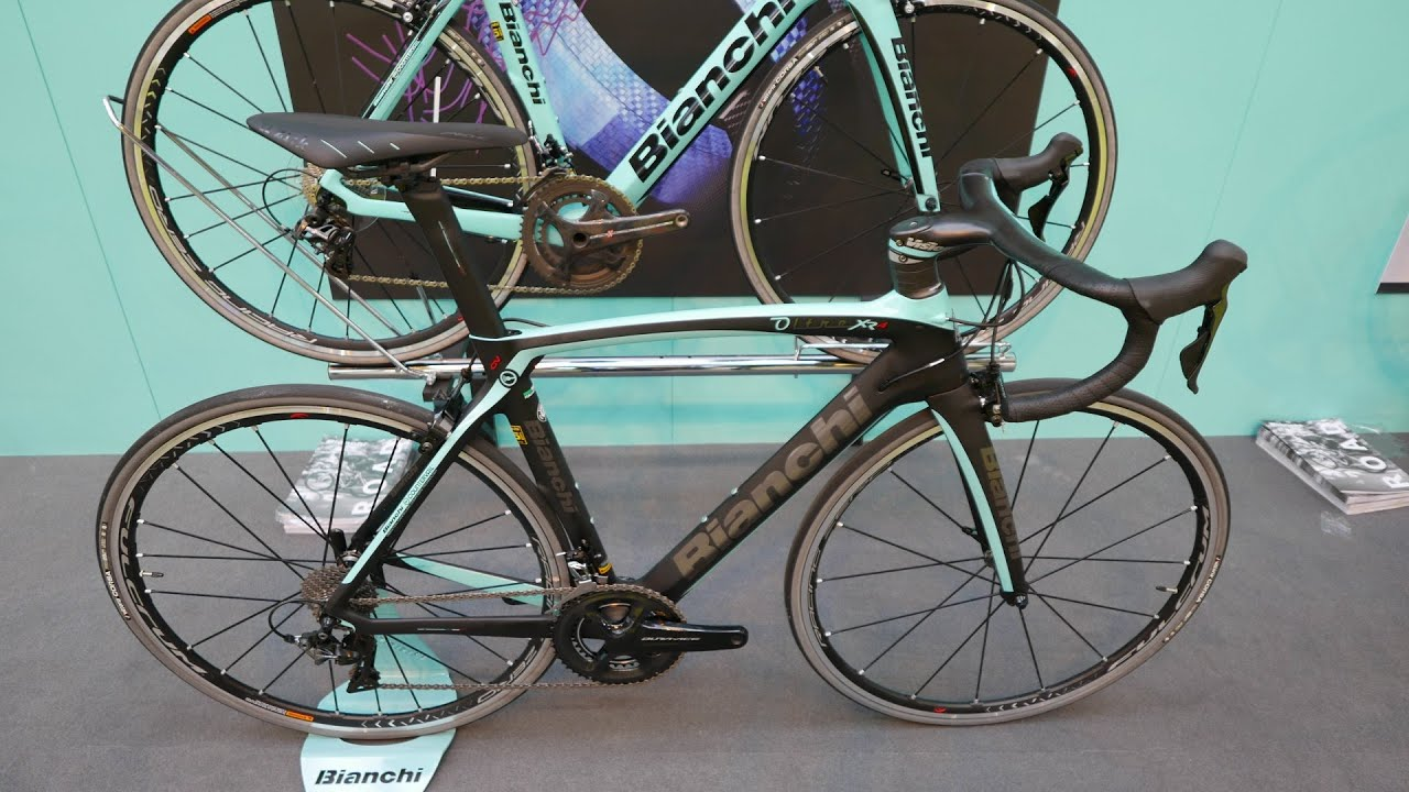 caf8c86a062 Best of UK CycleShow: Bianchi Oltre XR4 2017 - YouTube