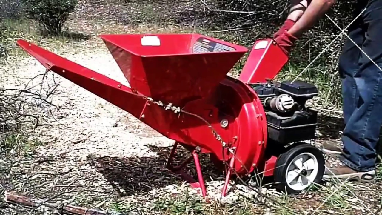How to choose a garden shredder for grass and branches