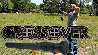 Crossroad Archery Crossover 821 Telescopic Stabilizer