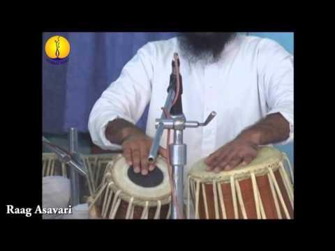 AGSS 2012 : Raag Asavari - Prof Prem Sagar ji