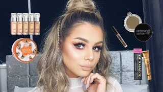 my top 10 favourite drugstore makeup products rn   must haves