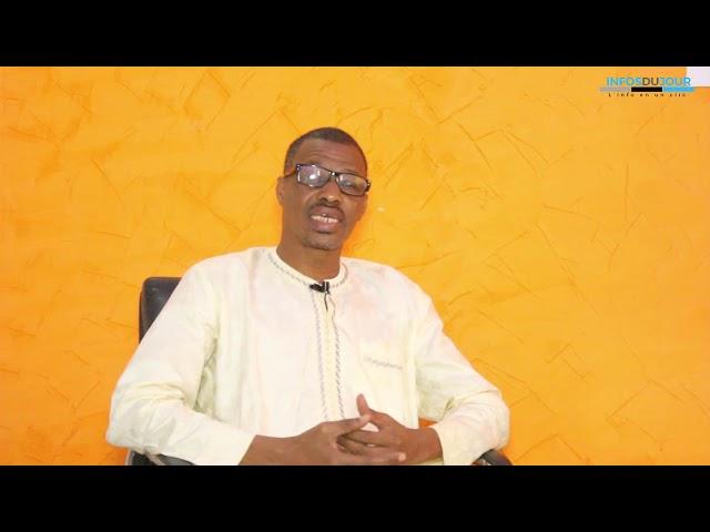 Thierno Lo invité de l'émission Waxanté Deug