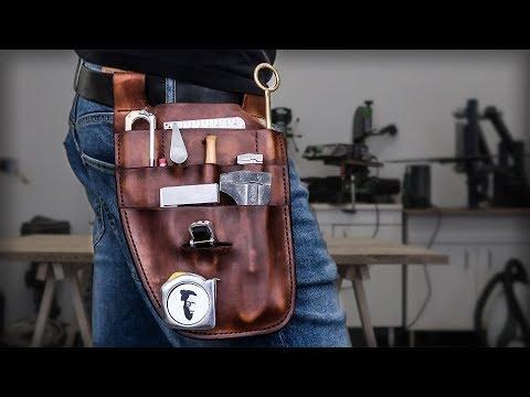 Makers Tool Belt | Leatherworking