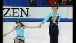 04-05 Virtue & Moir Jr Worlds CD with k/c