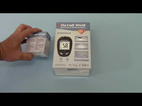 choosing-a-blood-glucose-monitor-the-on-call-vivid-blood-sugar-meter-system-demo