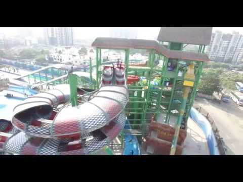 KING COBRA (RACING WATER COASTER) at Amaazia Water Park, Surat