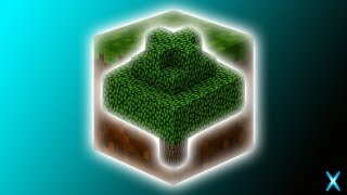 If I find trees, the video ends - Minecraft