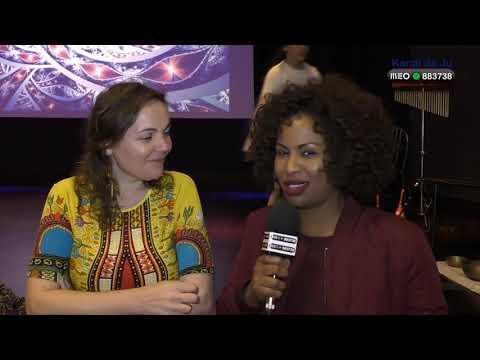 Kanal da ju : Entrevista Cantora Ana Maria Pinto