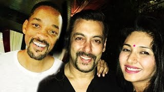 (Inside Pics) Salman Khan PARTY HARD With Will Smith At Panvel Farmhouse