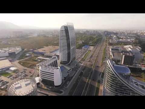 """""""Capital Fort """"- new business center Sofia city Bulgaria"""