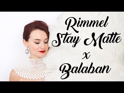 7 Balabani testeaza Rimmel Stay Matte Liquid Lip Colors + giveaway