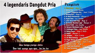 4 penyanyi dangdut legendaris, yg gk lapuk spnjang masa..