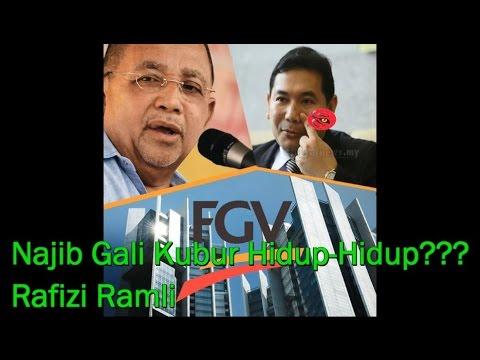 FGV!!! Najib Gali Kubur Hidup-Hidup? Rafizi Ramli