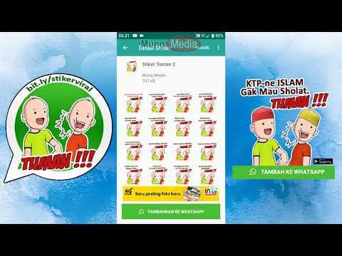 Stiker Wa Lucu Apps On Google Play