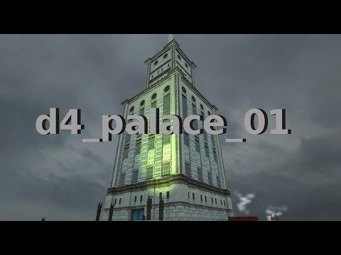 Half-Life 2 Beta: d4_palace_01 (2002)