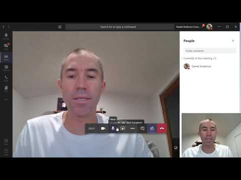 Use Your Own Backgrounds In Microsoft Teams Meetings Youtube