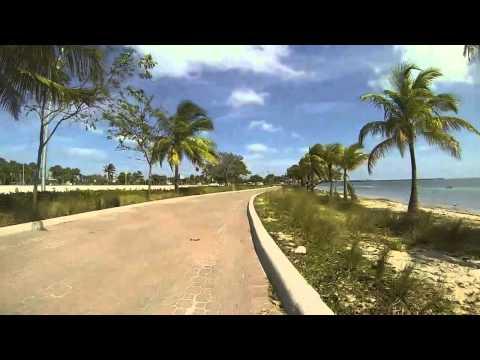 BIKE RIDE IN KEY BISCAYNE, MIAMI, FLORIDA