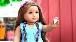 DIY American Girl Doll Kanani Necklace or Lei