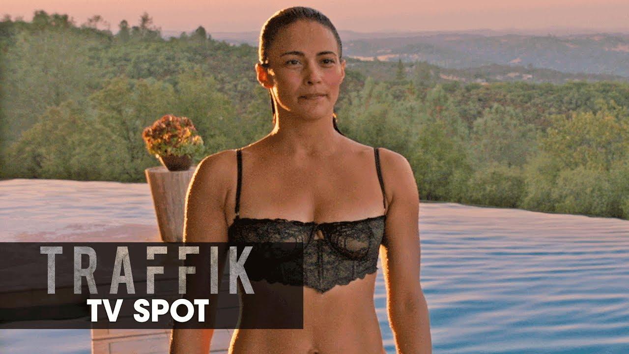 "TRAFFIK (2018 Movie) Official TV Spot – ""Getaway"""